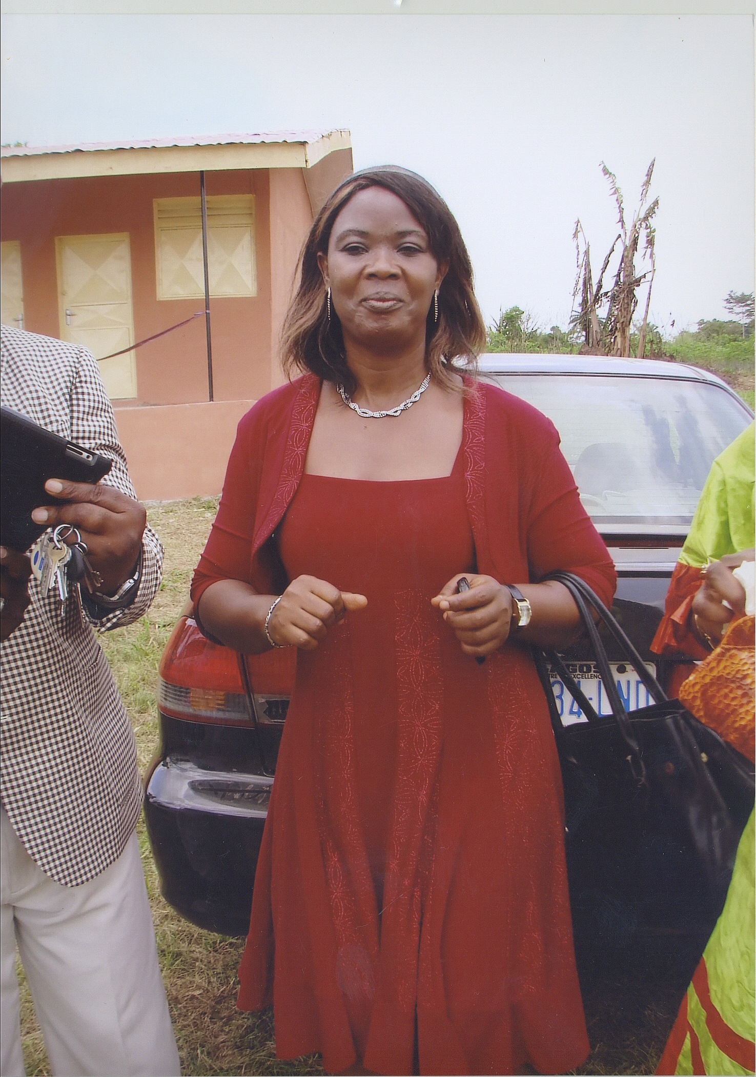 Mrs Ajibola Falode (Director Of Administration - Osun State Government)